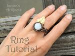 Wire wrapped ring tutorial by IanirasArtifacts