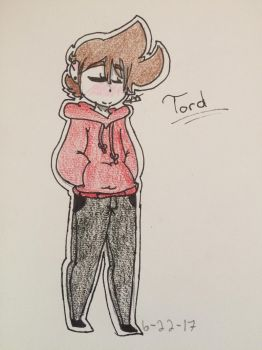 Tord by Miajoyee
