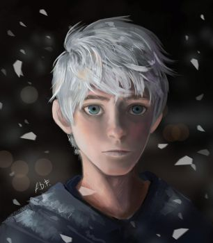 Jack Frost by Anixien