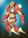 IronMan Redesign by fdiskart