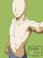 Male Base_Color Version by icycatelf
