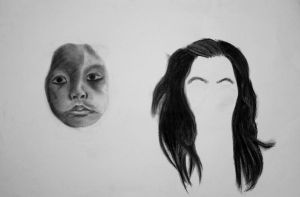 Face and Hair Project by 07oogenesis