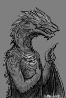 Smaug I-am-fired-i-am-dead-ver-2 by maugryph