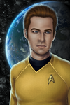 ST: James T. Kirk by lebt