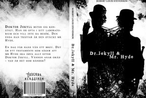 Jekyll and Hyde book cover by PSYCHONOID
