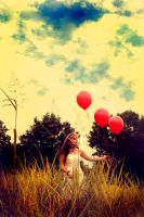 Balloons by igaboo