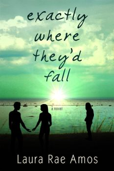 Exactly Where They'd Fall, book cover #3 by LauraRaeAmos