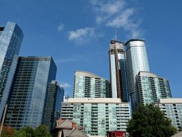City of Toronto by Michies-Photographyy