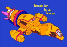 We all live in a Yellow... by xanykaos