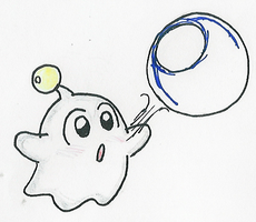 500 CC - 102: Bubble Ghost by Hyliaman