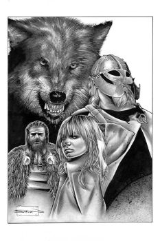 By Randy Siplon by Wolves-of-Odin-Fans