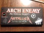 Metallica and Arch Enemy Woodstock by zhe-holti