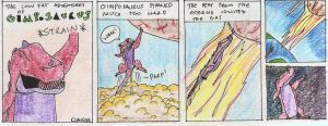 Gimposaurus is in trouble 4 by kaolincash