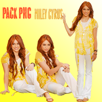 Miley Cyrus Png Pack by EdithionsbyLaw