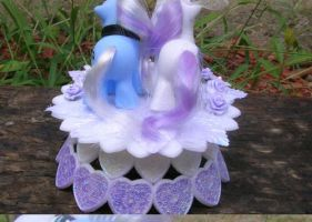 Wedding Cake Topper - Harmony by jupiternwndrlnd