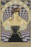 Mucha inspired by jantheempress