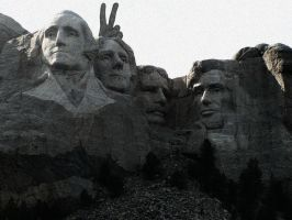 Funny Rushmore by A7md3mad