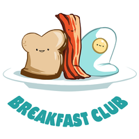 Breakfast Club: T-shirt by LittleMeesh