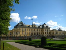 Drottningholm Palace IIII by mihi2008