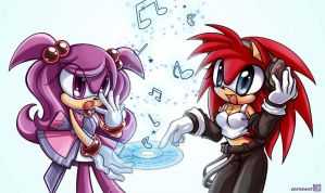 The music just awesome by alisa006