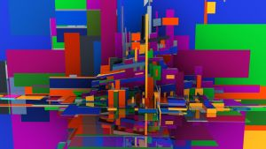 Abstract 3D by nic022