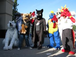 onterio furries at AN by nezacosplay
