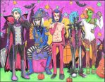 Halloween Party by Neoncito