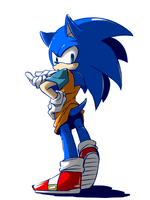 sonicX 10 by Lenmeu