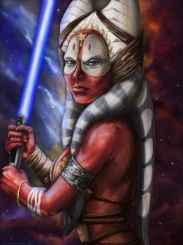 Shaak Ti by MomentsOfBloom