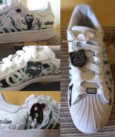 custom shoes 29th anniversary by othone