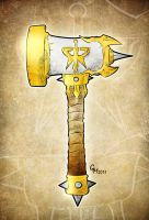 War Hammer by GavinMichelli