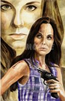 Lori Grimes - by AJ Moore by GudFit