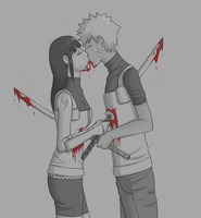 Blood and Kisses by Lolli-Chan