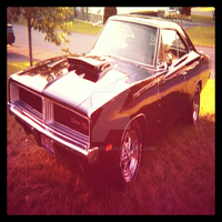69 Charger by Labrinth63