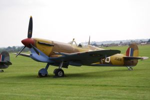 Duxford Spitfire 3 by WS-Clave