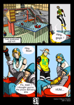 COLORFULL JSRF P31 Comic by PinkHeart-Manoon