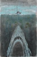 Jaws tribute by G-Ship