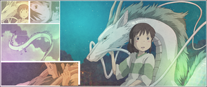 Banner - Spirited Away by isakimiisa