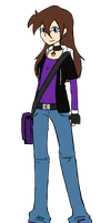 Trainer Allie Revamp 2.0 by Lexial-XIII