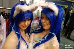 felicia twins by majinmarron
