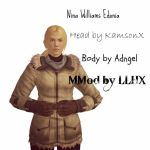 Nina Williams Edonia MMod LLHX by LingLostHappinesXiao