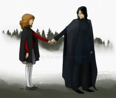 Apparate in tandem by lily-fox