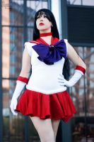 Sailor Mars I by EnchantedCupcake
