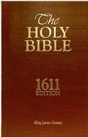 KJV 1611 Bible with Apocrypha by 12TribesOfIsrael