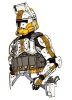 Commander Bly by halonut117