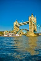 Tower Bridge, London by AlanSmithers