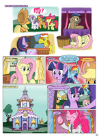 MLP FIM STARS Chapter-3 STARting Page-22 by MultiTAZker