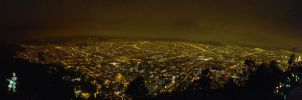 Panoramic Night by dagomas