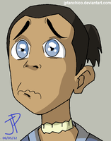 O, Poor Sokka - MS Paint by jptanchico