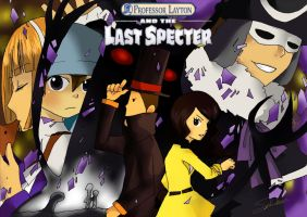 Professor Layton and The Last Specter by Sakudrew